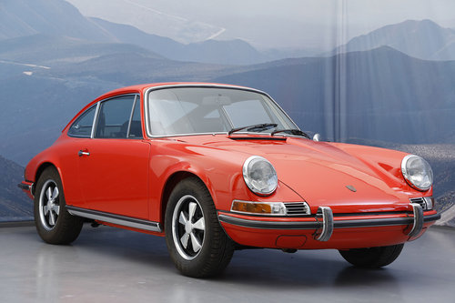 1971 Porsche 911 2.2 S Coupe For Sale (picture 1 of 6)