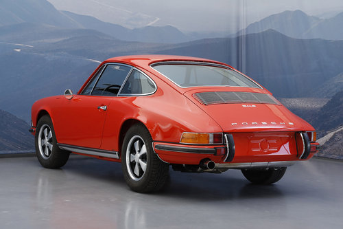 1971 Porsche 911 2.2 S Coupe For Sale (picture 2 of 6)