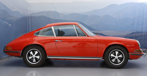 1971 Porsche 911 2.2 S Coupe For Sale (picture 3 of 6)