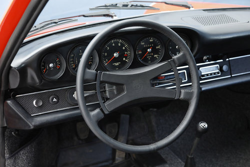1971 Porsche 911 2.2 S Coupe For Sale (picture 5 of 6)