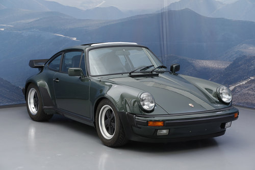 1980 Porsche 911 3,3 Turbo Coupe For Sale (picture 1 of 6)
