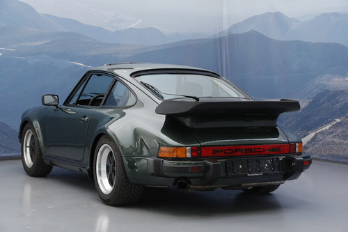 1980 Porsche 911 3,3 Turbo Coupe For Sale (picture 2 of 6)