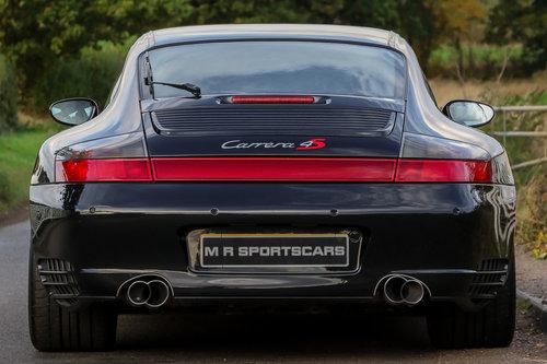 2003 Porsche 911 Carrera 4S Manual 996 OPC History 48k For