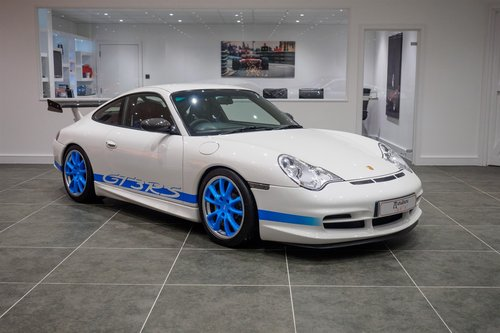 2003 Porsche 996 GT3 RS  SOLD (picture 1 of 6)