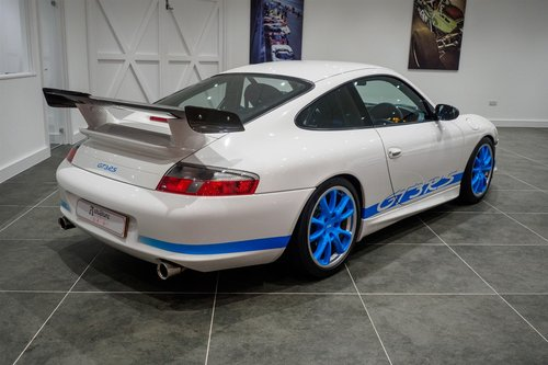 2003 Porsche 996 GT3 RS  SOLD (picture 4 of 6)