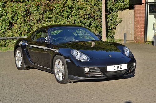 2011 Porsche Cayman 2.9 (987) SOLD (picture 2 of 6)