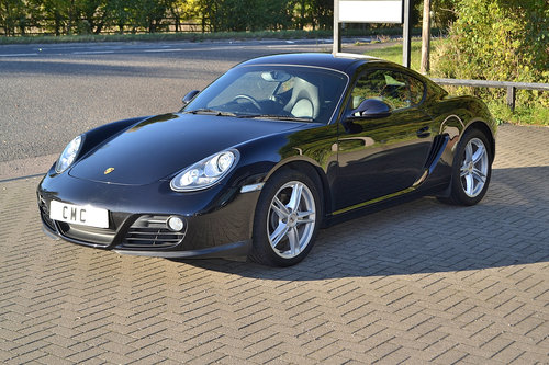 2011 Porsche Cayman 2.9 (987) SOLD (picture 3 of 6)