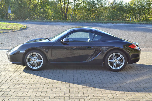 2011 Porsche Cayman 2.9 (987) SOLD (picture 4 of 6)