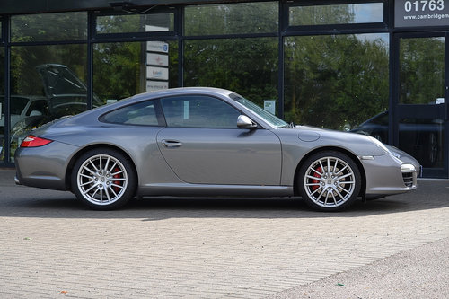 2009 Porsche 911 Carrera 2S (997) SOLD (picture 1 of 6)