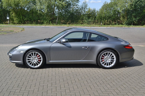 2009 Porsche 911 Carrera 2S (997) SOLD (picture 3 of 6)