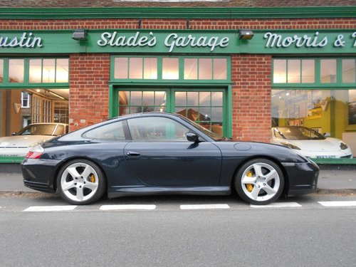 2006 Porsche 911 C4S Tiptronic Coupe For Sale (picture 1 of 5)