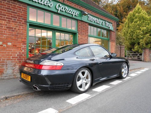 2006 Porsche 911 C4S Tiptronic Coupe For Sale (picture 3 of 5)