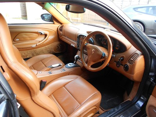 2006 Porsche 911 C4S Tiptronic Coupe For Sale (picture 4 of 5)