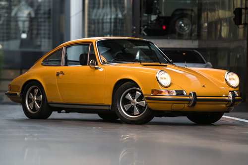 1969 Porsche 911S For Sale (picture 1 of 6)