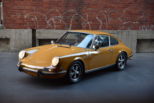 1969 Porsche 911S For Sale (picture 2 of 6)