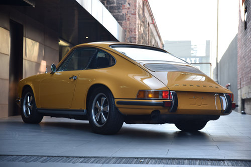 1969 Porsche 911S For Sale (picture 3 of 6)