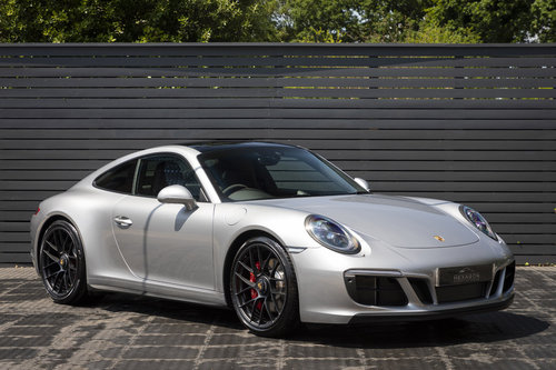 2018 Porsche 911 GTS (New) SOLD (picture 1 of 6)