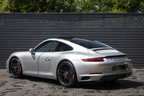 2018 Porsche 911 GTS (New) SOLD (picture 2 of 6)