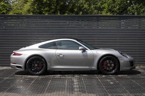 2018 Porsche 911 GTS (New) SOLD (picture 3 of 6)