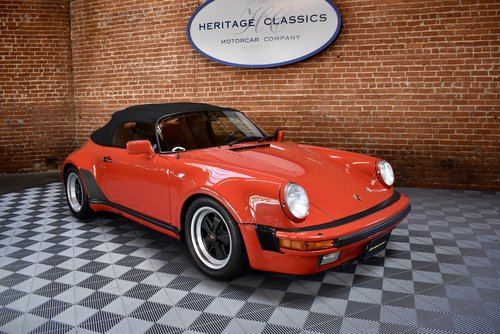1989 Porsche 911 Speedster SOLD (picture 1 of 6)