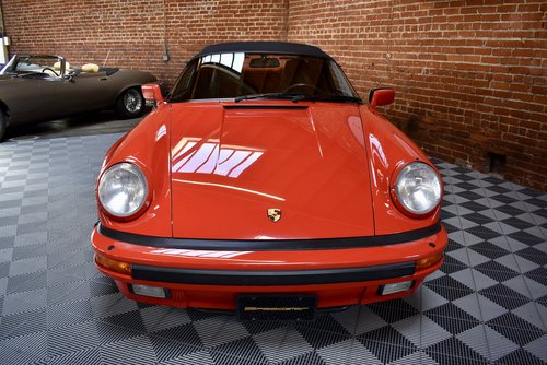 1989 Porsche 911 Speedster SOLD (picture 3 of 6)