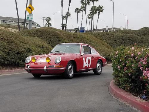 1965 Porsche 911 Monte Carlo Tribute For Sale (picture 1 of 5)