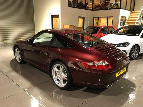 2005 PORSCHE 911 997 CARRERA 2 19INCH ALLOYS PCM CARMON RED SOLD (picture 2 of 6)