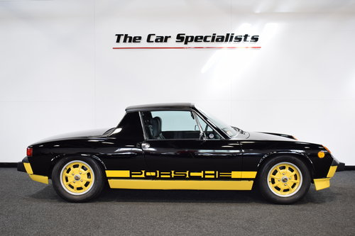 Porsche 914 2.0 LE1974 RARE Can Am PACKAGE For Sale (picture 1 of 6)