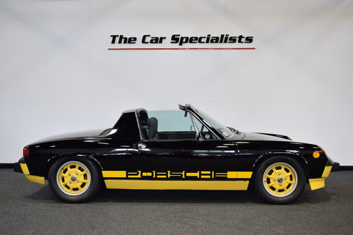 Porsche 914 2.0 LE1974 RARE Can Am PACKAGE For Sale (picture 2 of 6)