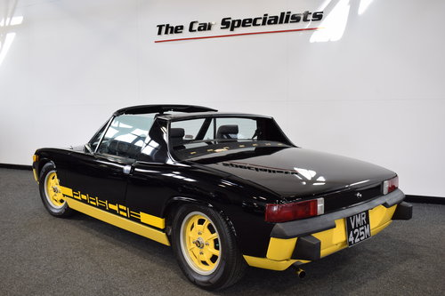 Porsche 914 2.0 LE1974 RARE Can Am PACKAGE For Sale (picture 6 of 6)