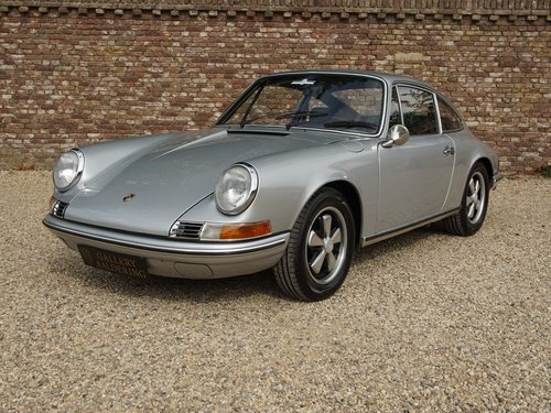 1969 PORSCHE 911 2.0 T LWB COUPE ONE OF THE VERY FIRST PRODUCTIO  For Sale (picture 1 of 6)
