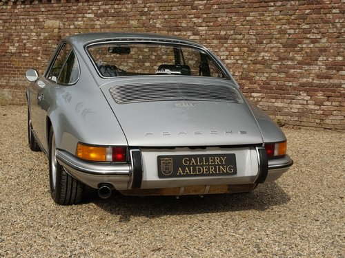 1969 PORSCHE 911 2.0 T LWB COUPE ONE OF THE VERY FIRST PRODUCTIO  For Sale (picture 6 of 6)