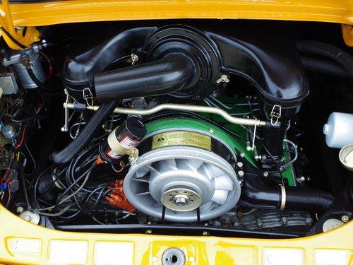1969 PORSCHE 911 E SOFTWINDOW TARGA ORIGINAL COLOUR For Sale (picture 4 of 6)