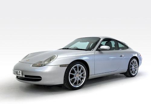 2001 Porsche 911 Carrera 2 DEPOSIT TAKEN SOLD (picture 1 of 6)