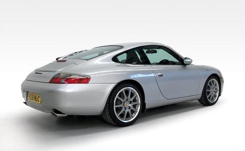 2001 Porsche 911 Carrera 2 DEPOSIT TAKEN SOLD (picture 2 of 6)