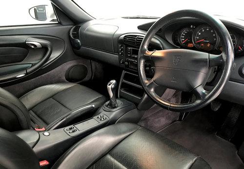 2001 Porsche 911 Carrera 2 DEPOSIT TAKEN SOLD (picture 5 of 6)