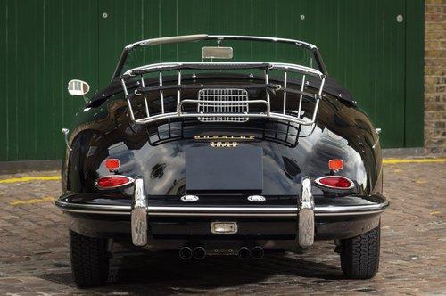 1961 Porsche 356B D'IETEREN Roadster  For Sale (picture 4 of 6)