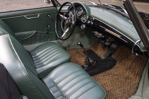 1961 Porsche 356B D'IETEREN Roadster  For Sale (picture 5 of 6)
