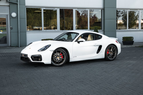 Porsche Cayman GTS (981) 2014/64 For Sale