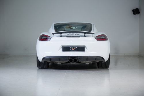 Porsche Cayman GTS (981) 2014/64 SOLD (picture 3 of 6)