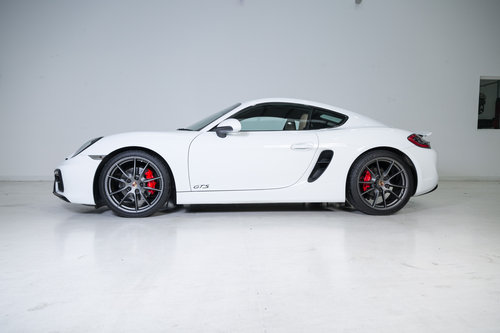 Porsche Cayman GTS (981) 2014/64 SOLD (picture 4 of 6)