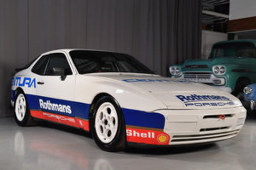 1988 944 Turbo Rothman's Cup For Sale (picture 1 of 6)