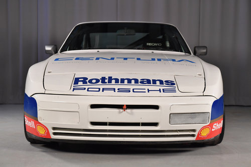 1988 944 Turbo Rothman's Cup For Sale (picture 2 of 6)