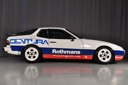 1988 944 Turbo Rothman's Cup For Sale (picture 3 of 6)