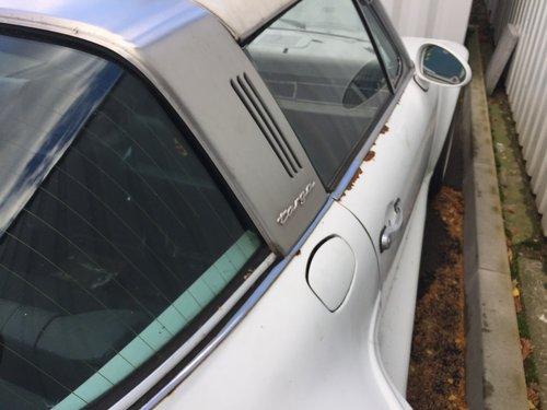 1972 Porsche 911 Targa E engine oil klappe For Sale (picture 1 of 6)