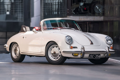 1964 Porsche 356C Cabriolet For Sale (picture 1 of 6)