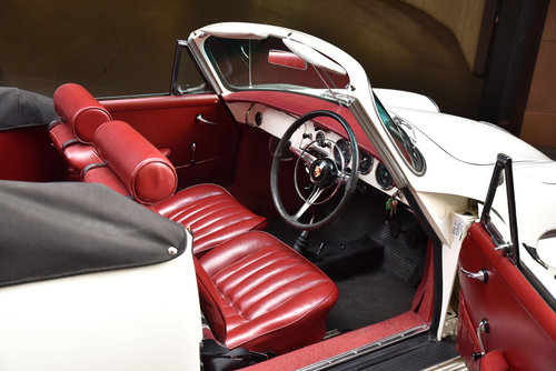 1964 Porsche 356C Cabriolet For Sale (picture 5 of 6)