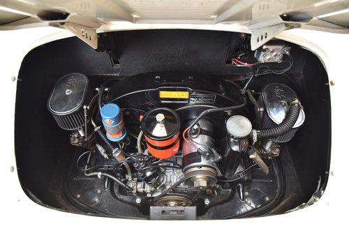 1964 Porsche 356C Cabriolet For Sale (picture 6 of 6)