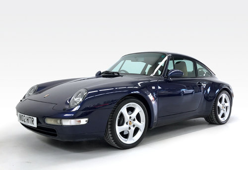 1995 Porsche 911 Carrera Tiptronic S SOLD (picture 1 of 6)