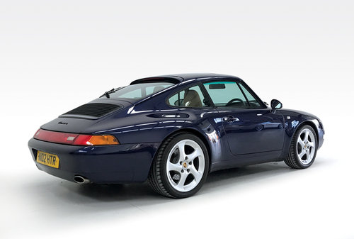 1995 Porsche 911 Carrera Tiptronic S SOLD (picture 2 of 6)